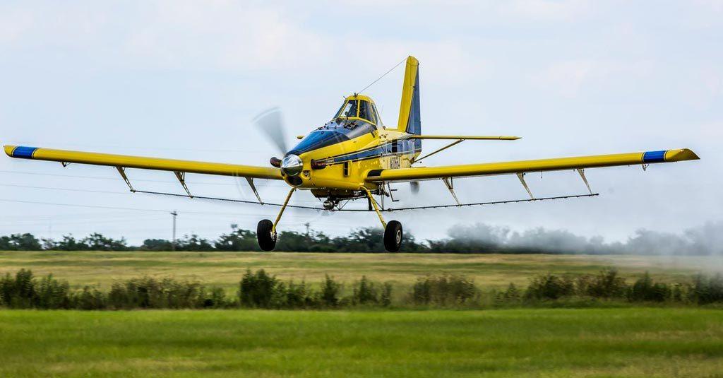 Air Tractor 502B - Aviación Agrícola