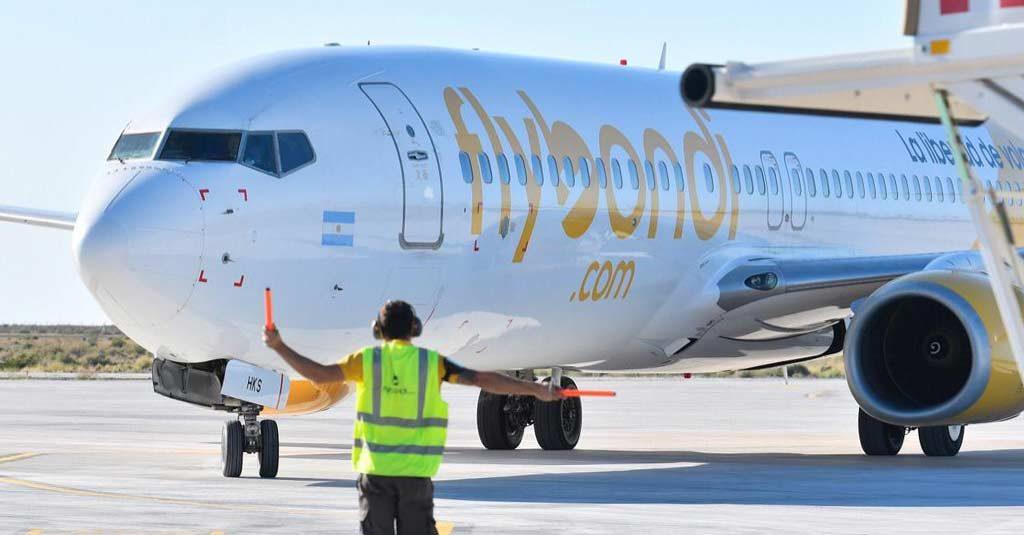 Boeing 737-800 / Flybondi