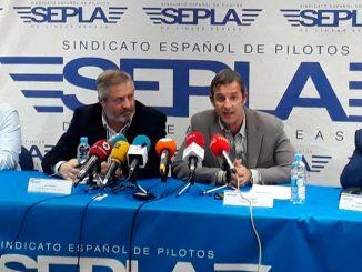 SEPLA exige a Air Europa la cancelación inmediata de los vuelos a Venezuela