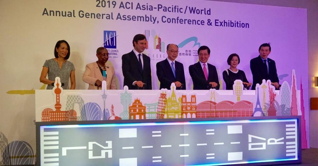 ACI Asia Pacific World Annual General Assembly 2019