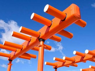 Antena ILS (Instrumental Landing System) INDRA