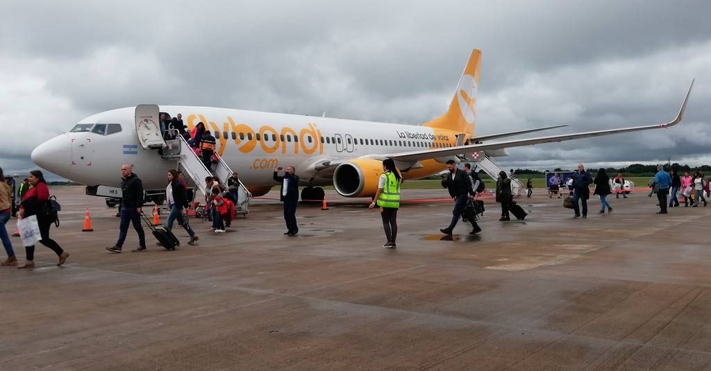 Flybondi - Low cost / Argentina