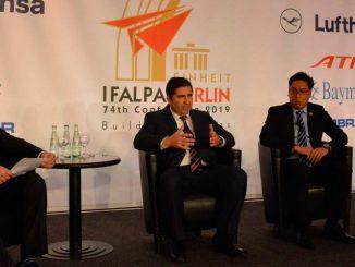 IFALPA 74° Conferencia de la Federación Internacional de Asociaciones de Pilotos de Líneas Aéreas / APLA Argentina