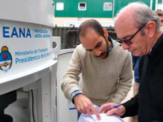 Radar Secundario Monopulso Argentino / INVAP - EANA