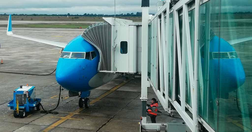 Aerolíneas Argentinas / Boeing 737-800