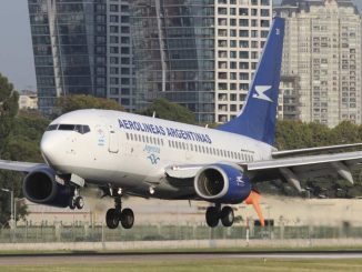 Boeing 737-800 / Aerolíneas Argentinas