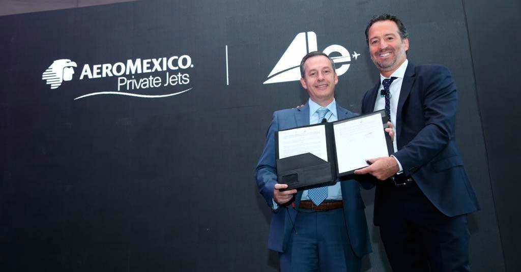 Presentación Aeroméxico Private Jets