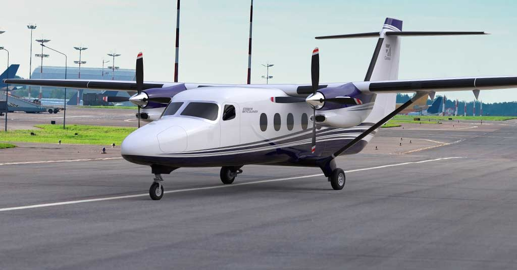 Cessna SkyCourier by Textron Aviation