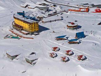 Chile Ski Portillo Hotel