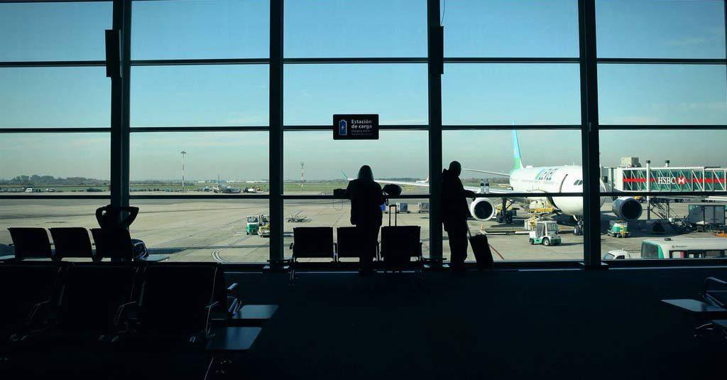 Aeropuerto internacional de Ezeiza, Buenos Aires - Argentina