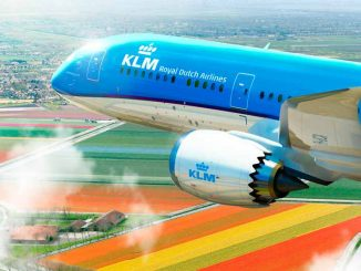 KLM Buenos Aires - Amsterdam con Boeing 787-9 Dreamliner