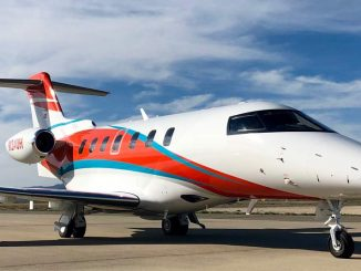 Pilatus PC-24 / U-Haul N124UH