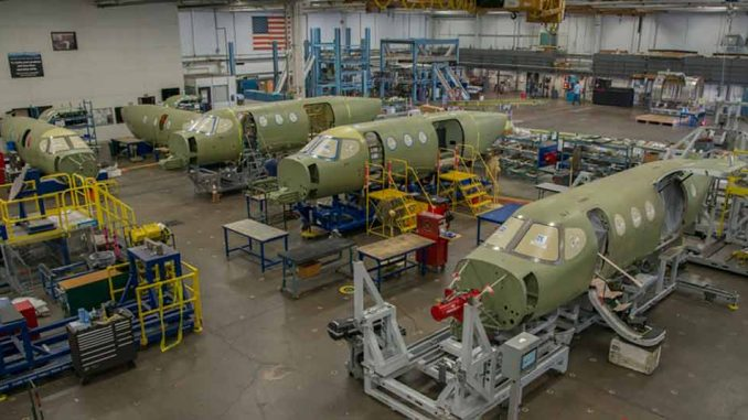 Cessna Denali Factory