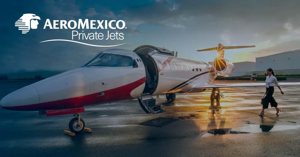 Vuelos Privados Aeroméxico