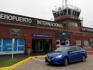 Aeropuerto Internacional de San Fernando (SADF/FDO) Argentina)