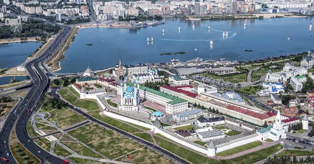 Red Bull Air Race 2019 - Kazan, Russia