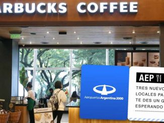 Starbucks Coffee - Aeroparque suma nuevas propuestas gatronómicas