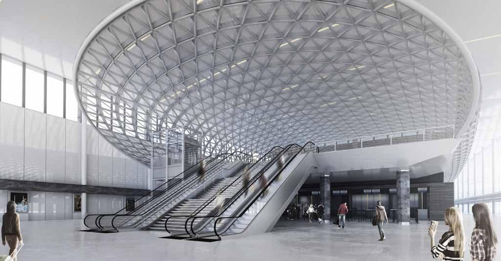 La nueva terminal de Ezeiza contará con la última tecnología de SITA