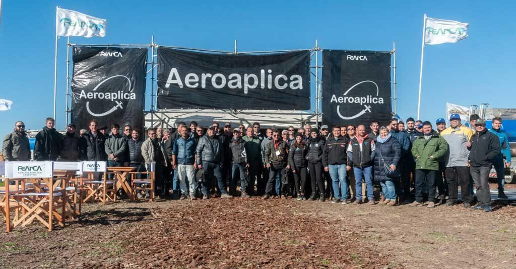 Agroactiva 2019 - Aviación Agrícola Aeroaplica FeArCa