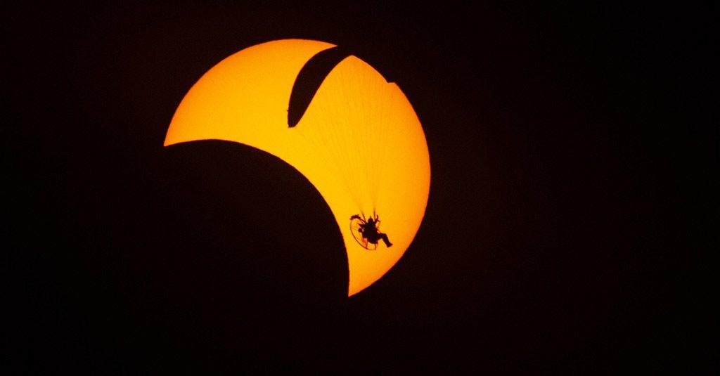 Chile - Eclipse Solar 2019 - Red Bull
