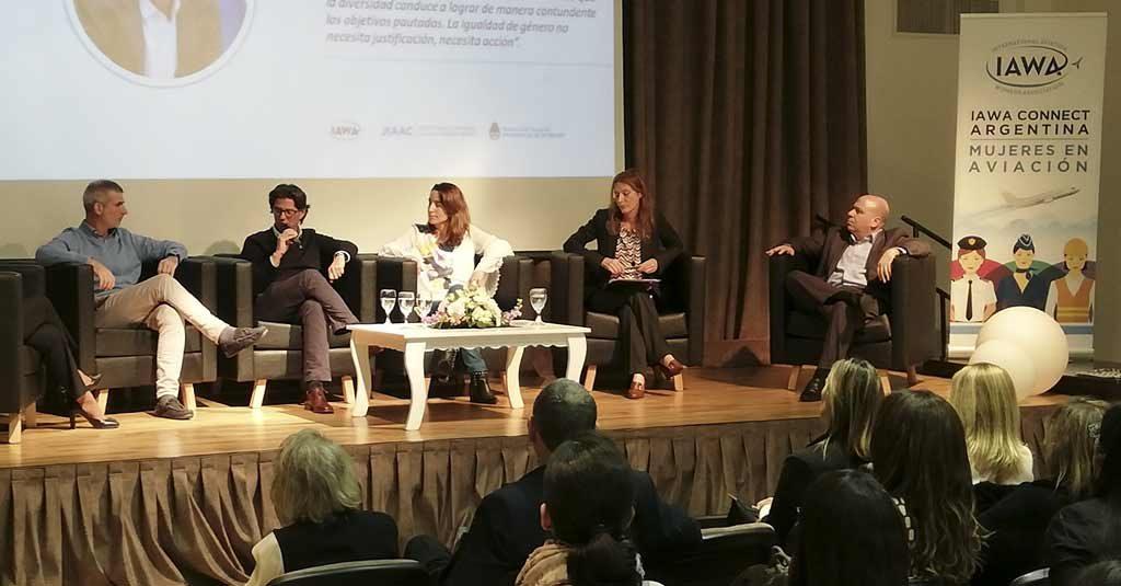IAWA Connect - Mujeres en Aviación Argentina 2019