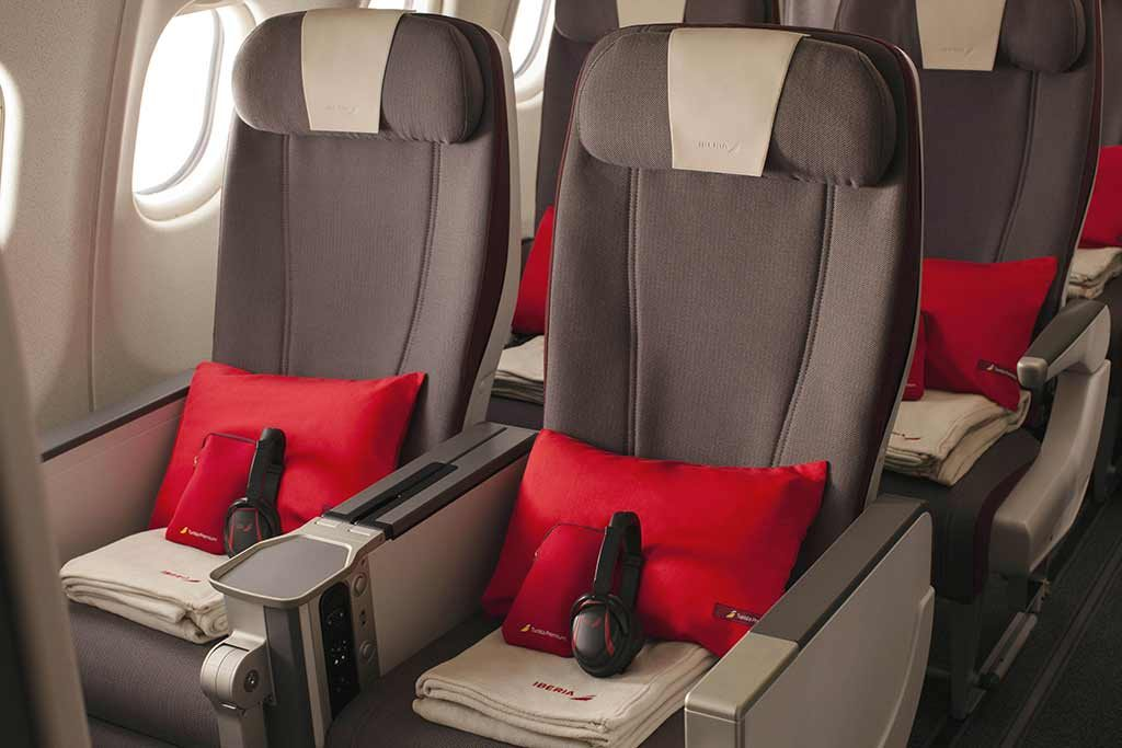 Iberia vuelos sostenibles medio ambiente
