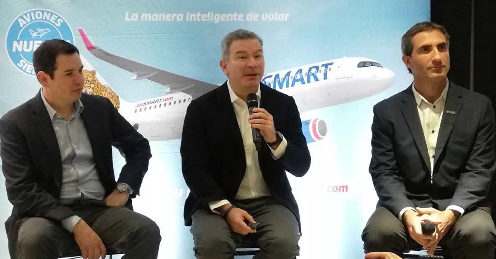 JetSMART Argentina duplicará su flota y suma nuevas rutas