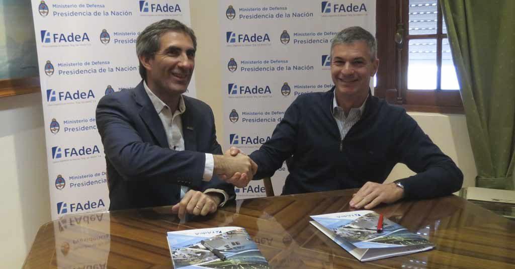 FAdeA brindará servicios de mantenimiento a JetSMART Argentina
