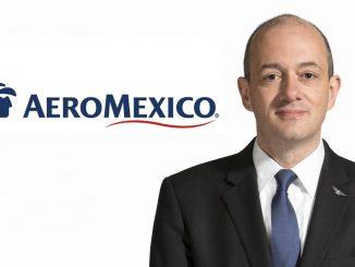 Nicolás Ferri - Director Comercial de Aeroméxico