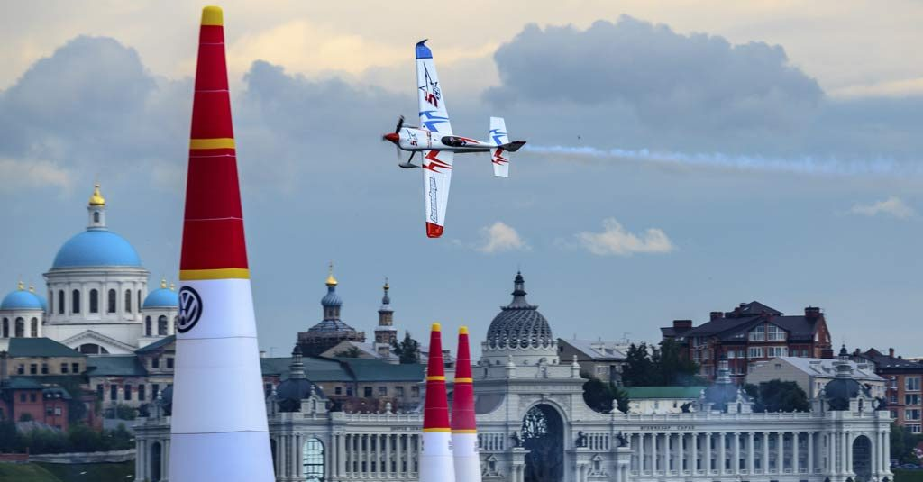 Red Bull Air Race 2019 / Kazan, Rusia - Cristian Bolton (Chile)
