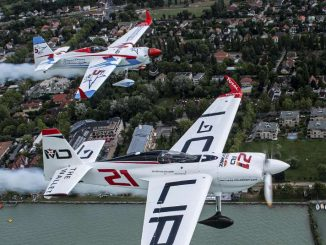 Red Bull Air Race 2019 - Lake Balaton