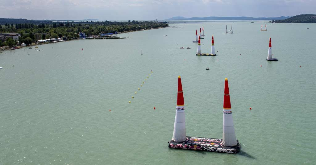 Red Bull Air Race 2019 - Lake Balaton Racetrack