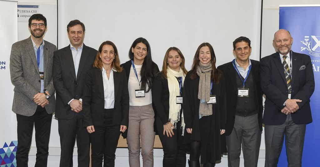 Aeropuertos Argentina 2000 y la Universidad de San Andrés otorgaron becas para el desarrollo de mujeres en la industria aeronáutica