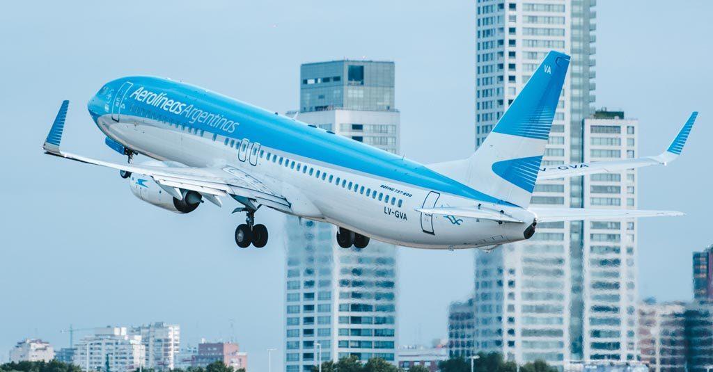 Aerolíneas Argentinas - Boeing 737-800