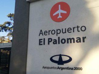 """Aeropuerto """"El Palomar"""" - Aeropuertos Argentina 2000"""