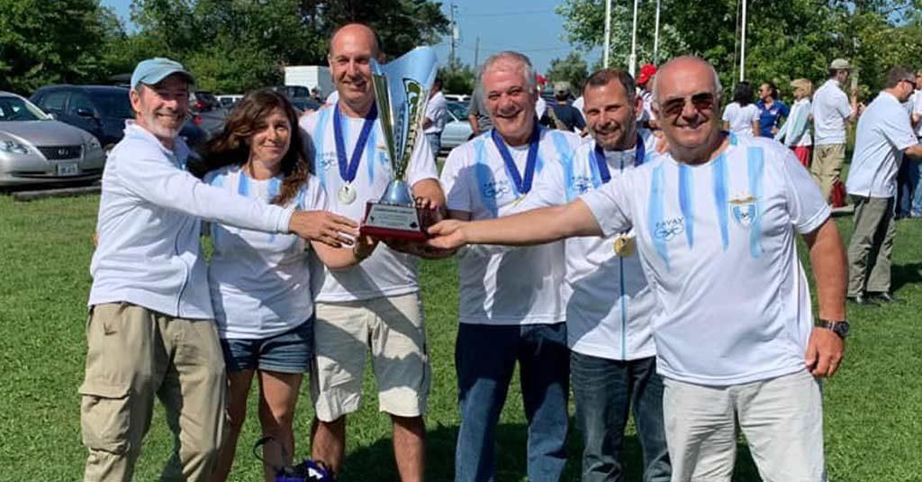 Argentina Campeón y Sub-Campeón Panamericano de Vuelo a Vela 2019 en Canadá