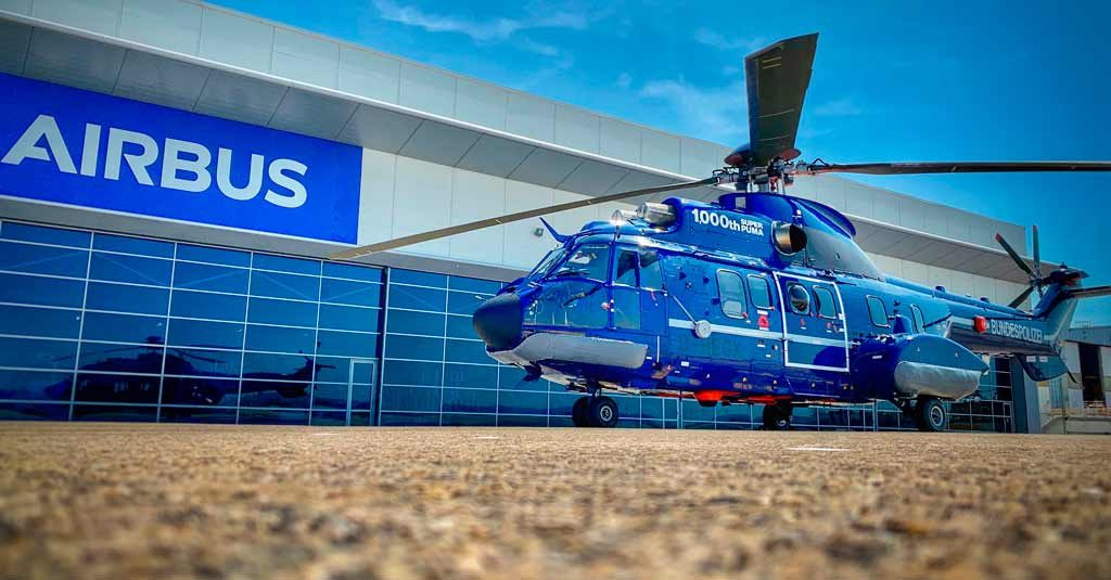 Airbus Helicopter H215 Super Puma