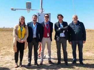EANA - Inauguración Sistema AWOS / Aeropuerto Internacional de Córdoba