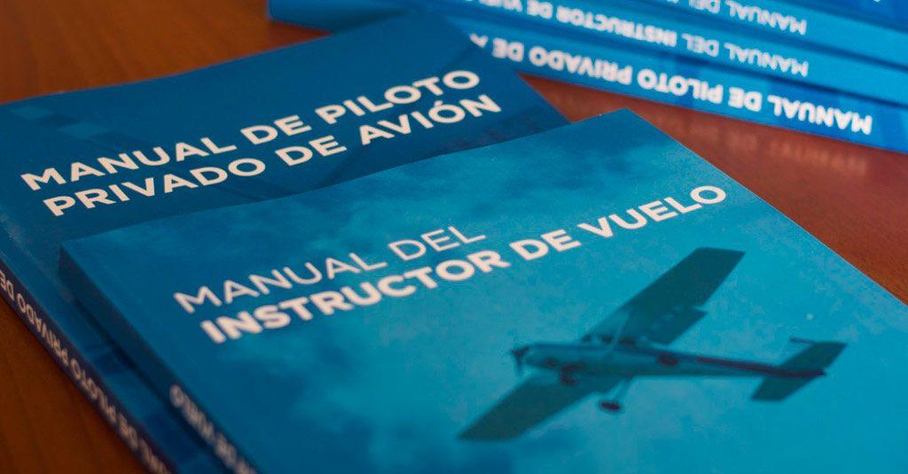 Argentina - Nuevos manuales de instrucción de vuelo