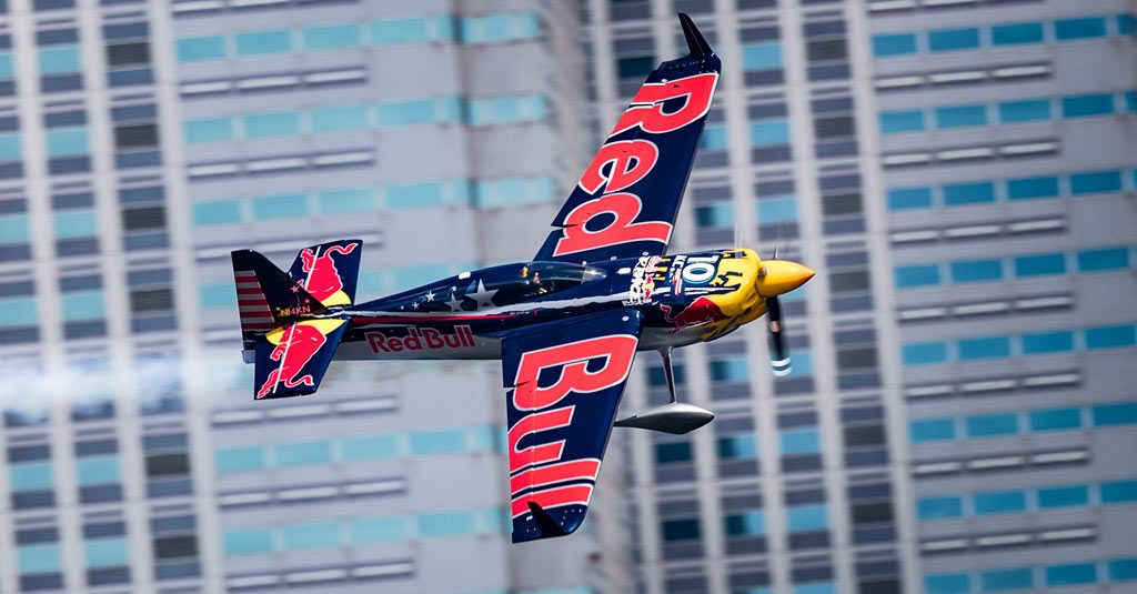 Red Bull Air Race 2019 - Kirby Chambliss