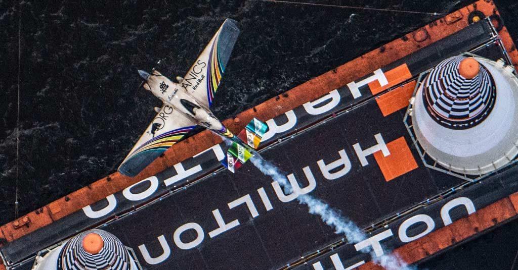 Red Bull Air Race 2019 - Matt Hall