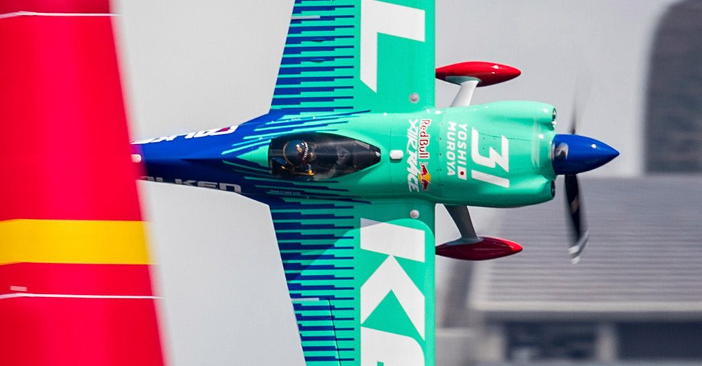 Red Bull Air Race 2019 - Yoshihide Muroya