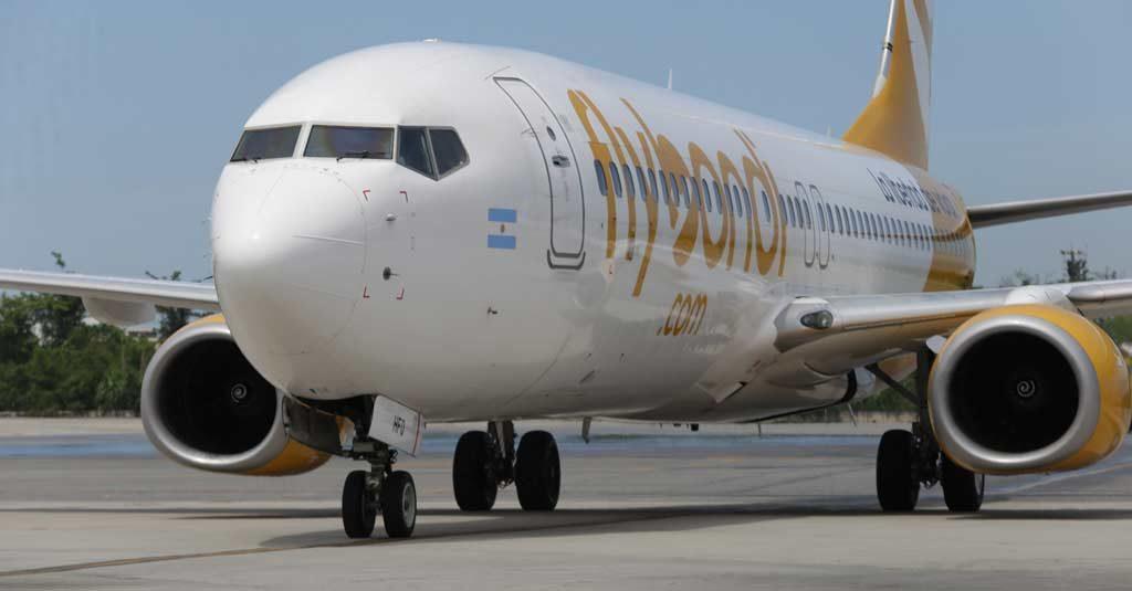 Boeing 737-800 Flybondi