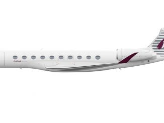 Gulfstream G700 / Qatar Executive (Livery)