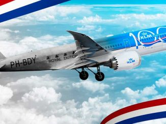 100° Aniversario de KLM - Royal Dutch Airlines