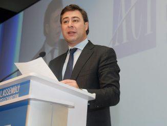 HANGAR X - Martín Eurnekian destacó el potencial del sector aerocomercial en la región