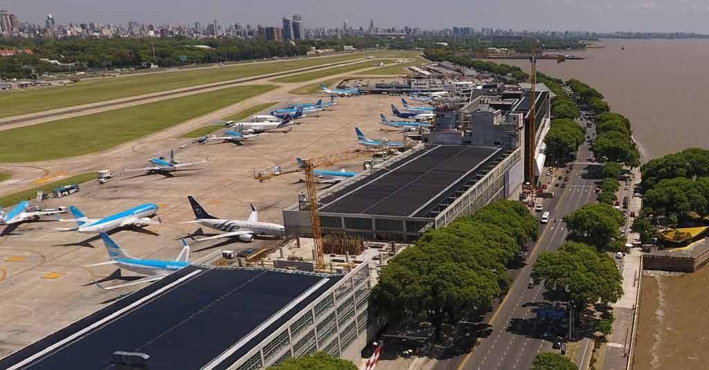 Aeroparque (SABE) - Buenos Aires, Argentina