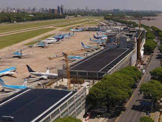 Aeroparque (SABE) - Buenos Aires, Argentina (vuelos regionales)