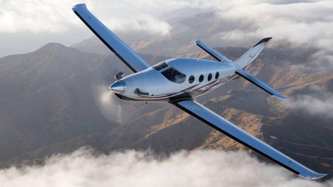 Epic Aircraft - E1000 / Photo By: Jessica Ambats