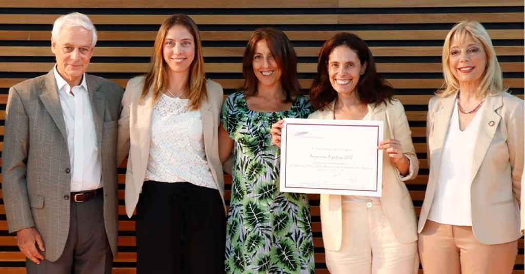 """El Foro Ecuménico Social premió el programa """"Crear Comunidad"""" de Aeropuertos Argentina 2000"""